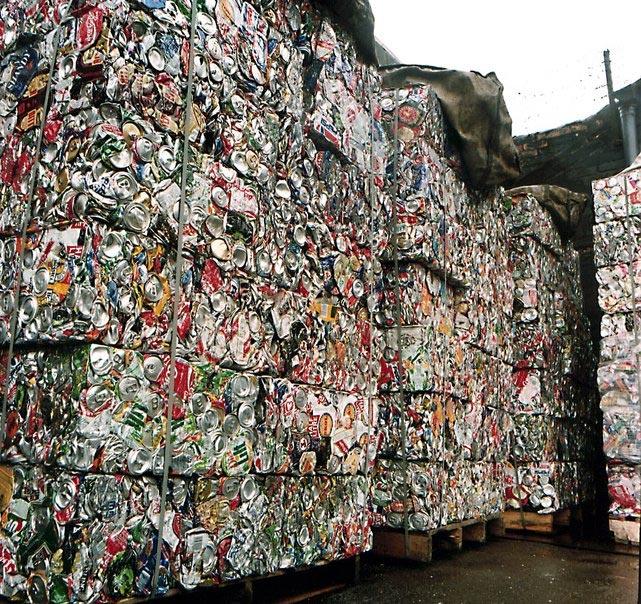 Recyclage de l 39 aluminium aluminium france for Aspect de l aluminium